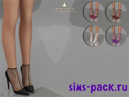 Туфли Astoria для симс 4