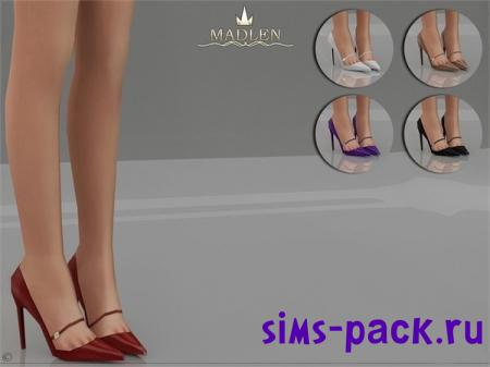 Туфли Luisa для симс 4