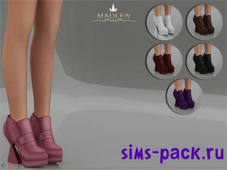 Ботинки Murole для симс 4