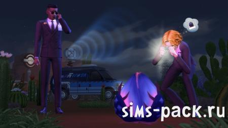 The Sims 4 Стрейнджервиль