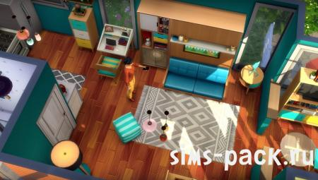 Новый каталог для игры The Sims 4 «Компактная жизнь»