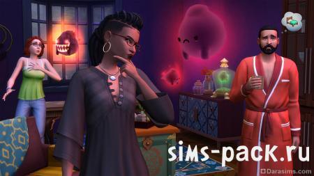 The Sims 4 Паранормальное
